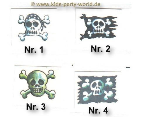 Buckle Totenkopf, Tattoo, Tribal, rot | Gürtelschnalle Totenkopf Tattoo