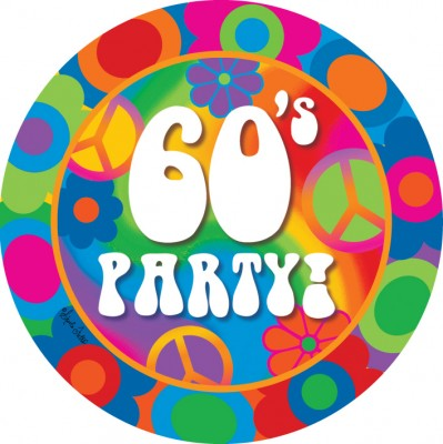 Hippie Party Einladung   Vorlagen, Einladungsentwurf