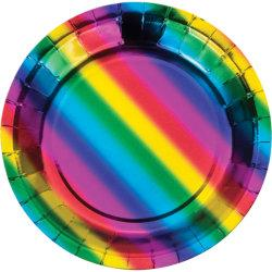Regenbogen farben deko f r die geburtstags party von kids for Regenbogen dekoration
