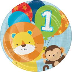 Tolle Deko Fur Den 1 Baby Geburtstag Kaufen Kids Party World