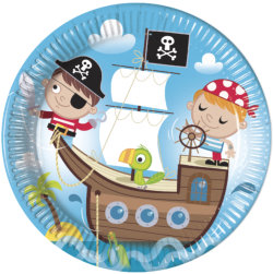piratenparty deko in gro er auswahl kaufen kids party world
