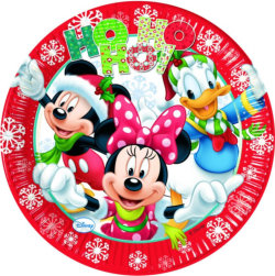 Micky & Minnie Winter