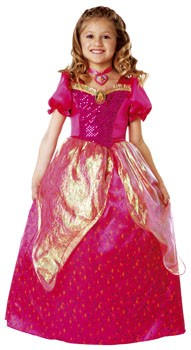 Barbie Diamantschloß Kostüm