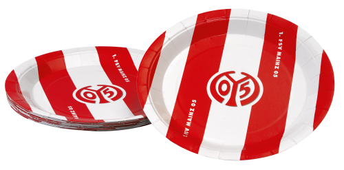 10 Teller FSV Mainz 05