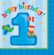 Erster Geburtstag Servietten