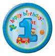 8 Teller Erster Geburtstag