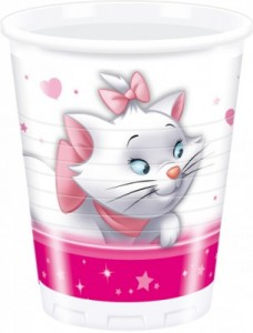 8 Becher Disney Marie
