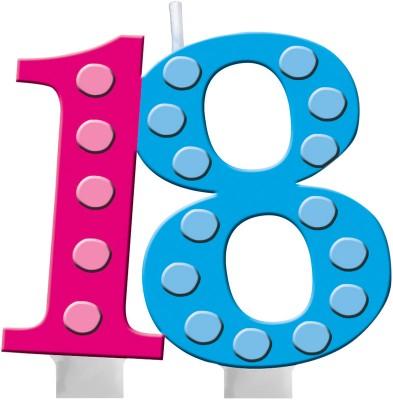 18 geburtstag p nktchen kerze for 18 geburtstag planen