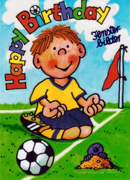 Geburtstagswunsche Junge Fussball