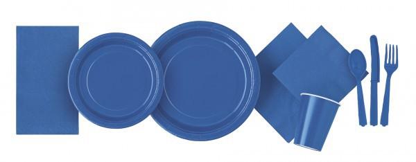plastik tischrock k nigs blau. Black Bedroom Furniture Sets. Home Design Ideas