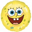 SpongeBob Folien Ballon