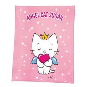 Fleecedecke Angel Cat Sugar