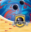 16 kleine Bowling Party Servietten