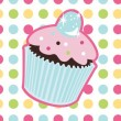 16 Muffin Party kleine Servietten