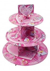 Muffins Etagere Prinzessin