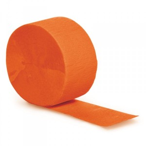 Kreppband Orange
