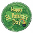 St. Patricks Day Folien Ballon