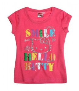 Hello Kitty T-Shirt pink