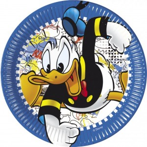 8 Disney Donald Duck Teller