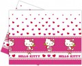 Hello Kitty Hearts Party Tischdecke
