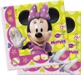 20 Minnie Servietten Bou-Tique