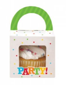 4 Muffin Party Boxen