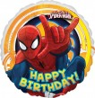 Spiderman Geburtstags Folien Ballon