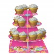 Hawaii Party Muffin Etagere