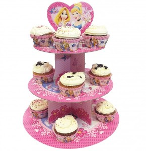 Disney Princess Muffin Etagere