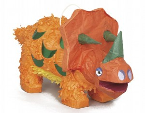 Pinata Dinosaurier Triceratops