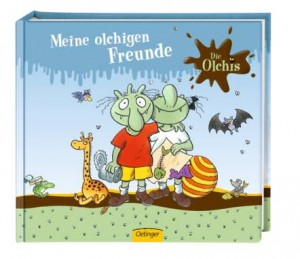 Olchis Freundebuch