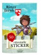Ritter Trenk Stickerheft
