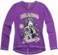 Monster High Langarmshirt Violett