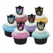 12 Monster High Deko Ringe