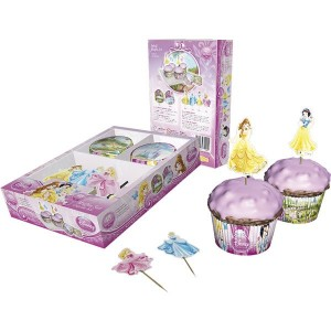 Muffin Set Disney Princess 48 Teile