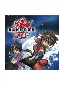 20 Bakugan Servietten