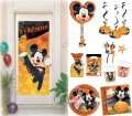 20 Servietten Micky + Minnie Halloween