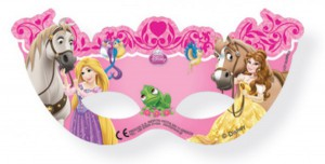 6 Disney Princess Animals Masken