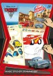 Disney Cars 2 Magic Sticker und Mal Set