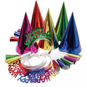 20 Teile Silvester Party Set