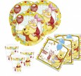 36 Teile Disney Winnie Puuh Party Deko Basis Set - für 8 Kinder