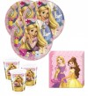 40 Teile Disney Rapunzel Party Deko Basis Set - für 10 Kinder