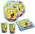36 Teile Spongebob Party Deko Set