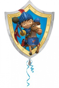 Ritter Mike the Knight XXL Folien Ballon