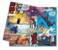 Tischdecke Spiderman Comic