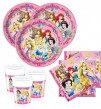 52 Teile Disney Princess Animals Party Deko Set für 16 Kinder