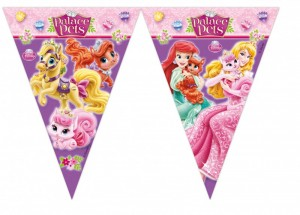 Disney Princess Palace Pets Wimpel Girlande