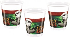 8 Star Wars Rebels Becher
