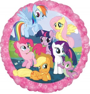 My Little Pony Folienballon