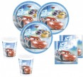 36 Teile Disney Cars Ice Racer Party Deko Basis Set - für 8 Kinder